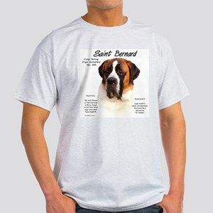 Saint Bernard (Smooth) Light T-Shirt